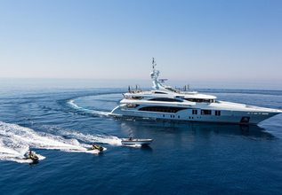 Ocean Paradise Charter Yacht at Cannes Yachting Festival 2014