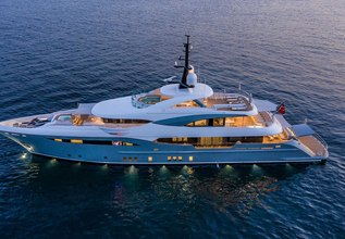 Snow 5 Charter Yacht at Monaco Yacht Show 2019