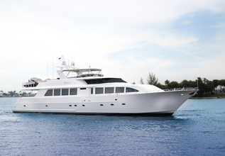 Wendy I Charter Yacht at Newport Charter Yacht Show 2016