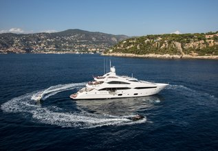 Thumper Charter Yacht at Cannes Yachting Festival 2018