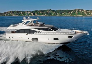 Gemini Charter Yacht at Miami Yacht Show 2020