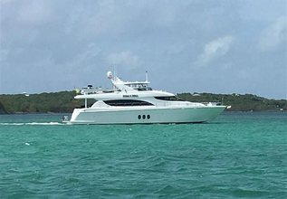 Bright Star Charter Yacht at Miami Yacht Show 2018
