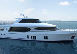 Sea N Sea Charter Yacht at Miami Yacht Show 2020
