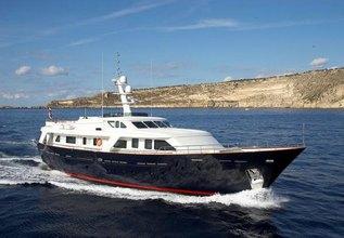 Pokrov Charter Yacht at Palma Superyacht Show 2018