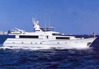 Liquidity Charter Yacht at Palm Beach Boat Show 2014