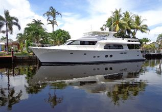 Lettamelina Charter Yacht at Fort Lauderdale Boat Show 2016