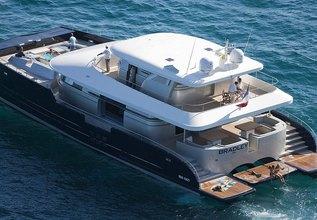Bradley Charter Yacht at MIPIM 2014