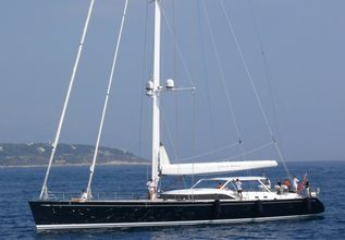 Rusalka Charter Yacht at Palma Superyacht Show 2015