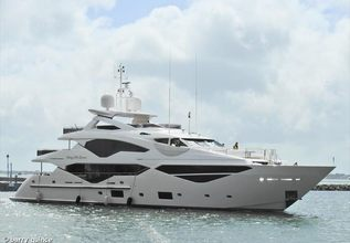 Living The Dream Charter Yacht at Cannes Yachting Festival 2018