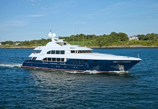 Alessandra Charter Yacht at Antigua Charter Yacht Show 2014