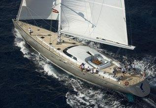 A Sulana Charter Yacht at Monaco Yacht Show 2017