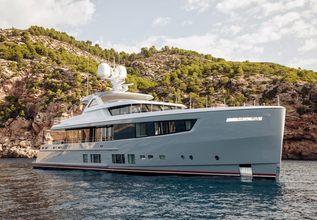 Calypso I Charter Yacht at Monaco Yacht Show 2019