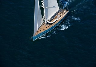 Feelin' Good Charter Yacht at Loro Piana Superyacht Regatta 2014