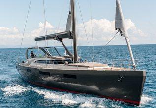 Gigreca Charter Yacht at Monaco Yacht Show 2015