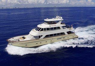 Magical Days Charter Yacht at Bahamas Charter Show 2020