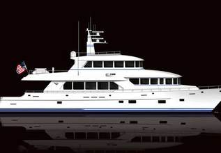 Kaytoo Charter Yacht at Fort Lauderdale Boat Show 2015