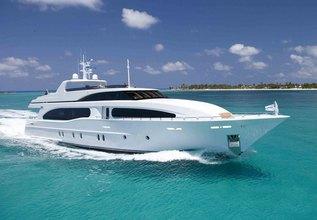 Dream Charter Yacht at Yachts Miami Beach 2017