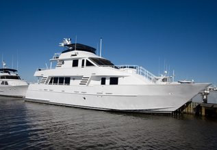 Jenny Lynne Charter Yacht at Fort Lauderdale International Boat Show (FLIBS) 2020- Attending Yachts