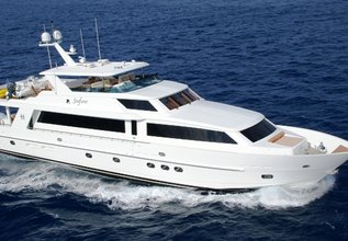 All That Jazz Charter Yacht at Fort Lauderdale Boat Show 2015