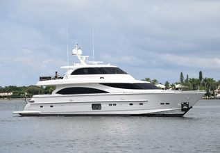 Missing Card III Charter Yacht at Miami Yacht Show 2020