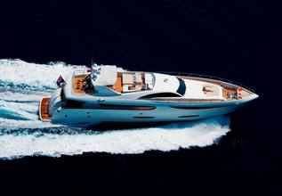 Sunkiss Charter Yacht at Montenegro Yacht Show 2015