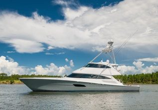 Norma Jean Charter Yacht at Miami Yacht Show 2020