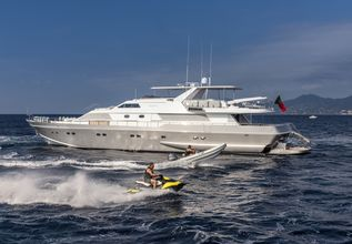 Antisan Charter Yacht at MIPIM 2014