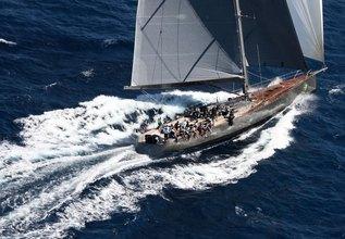 Y3K Charter Yacht at Loro Piana Superyacht Regatta 2016