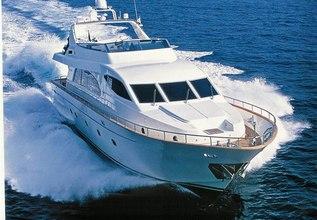 Antalex Charter Yacht at Australian Superyacht Rendezvous 2018