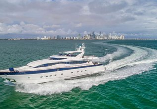 Troca One Charter Yacht at Yachts Miami Beach 2016