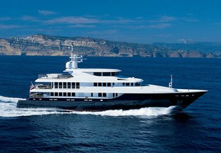 Focus Charter Yacht at Yachts Miami Beach 2017