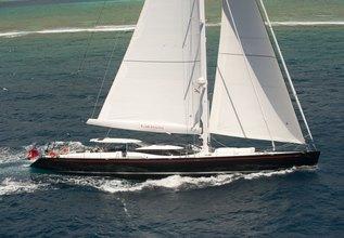 Bliss Charter Yacht at MYBA Charter Show 2013