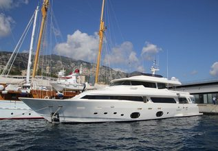 Kerry Charter Yacht at Cannes Yachting Festival 2017