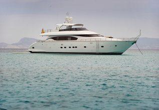 Lex Charter Yacht at MYBA Charter Show 2017