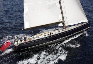 Berenice Cube Charter Yacht at Palma Superyacht Show 2014