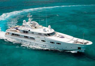 My Lady Charter Yacht at Fort Lauderdale Boat Show 2015