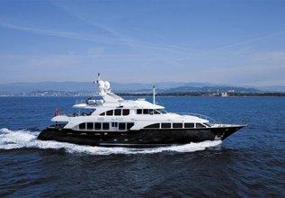SeaBlue'Z Charter Yacht at Monaco Grand Prix 2016