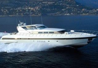 Ellicha Charter Yacht at MIPIM 2014