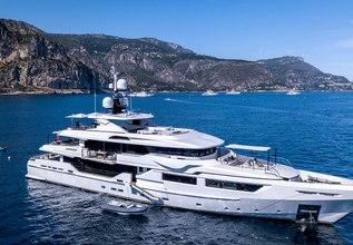 Petratara Charter Yacht at Monaco Grand Prix 2017