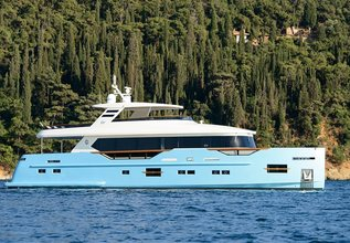 Mengy Yay - Custom Charter Yacht at Cannes Yachting Festival 2017