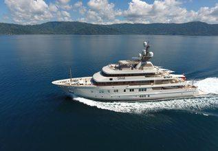 Polar Star Charter Yacht at MYBA Charter Show 2014