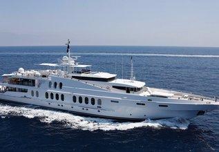 Oceana I Charter Yacht at Monaco Yacht Show 2014