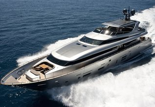 Far Away Charter Yacht at Miami Yacht & Brokerage Show 2014