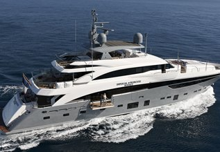 Imperial Princess Beatrice Charter Yacht at Antigua Charter Yacht Show 2014