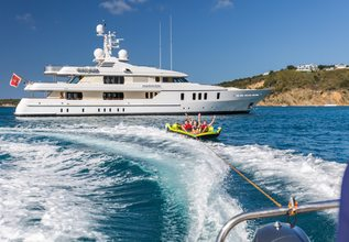 Hanikon Charter Yacht at Monaco Grand Prix 2017