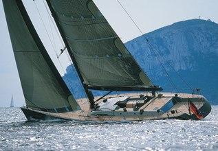 Galma Charter Yacht at Palma Superyacht Show 2021