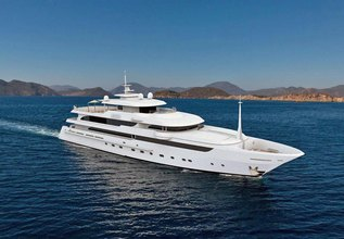 Maybe Charter Yacht at Monaco Yacht Show 2017