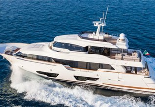 Dieval Charter Yacht at Fort Lauderdale International Boat Show (FLIBS) 2021
