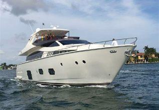 Papaito Charter Yacht at Yachts Miami Beach 2017