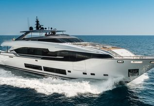 Harmony Charter Yacht at Cannes Yachting Festival 2018
